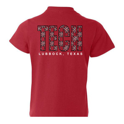 Cheer Techler Youth Short Sleeve Tee