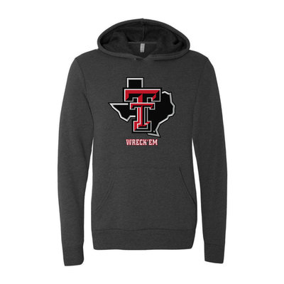 Wreck Em Lonestar Pride Youth Soft Feel Hoodie