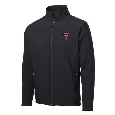 Core Soft Shell Full Zip Jacket