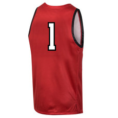 Youth Texas Tech Replica Basketball Jersey # 1