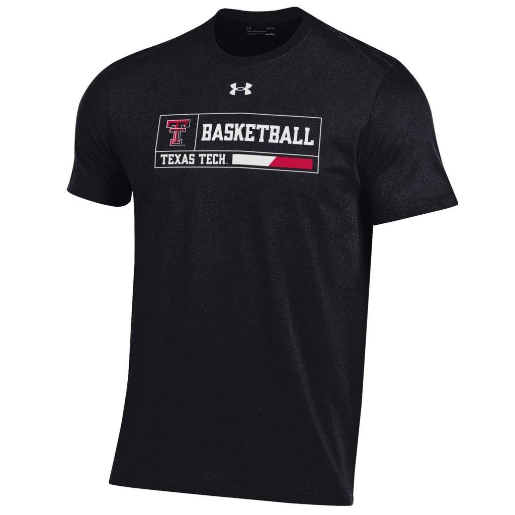 Under Armour Basketball Outline Box Short Sleeve Tee