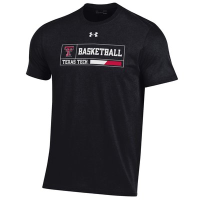 Basketball Outline Box Short Sleeve Tee