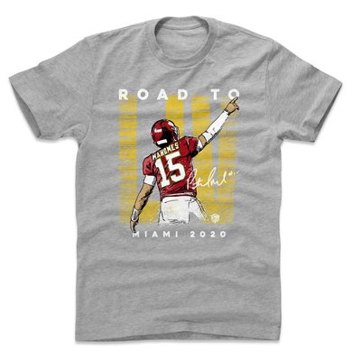 Patrick Mahomes Mahomes Road to LIV Short Sleeve Tee
