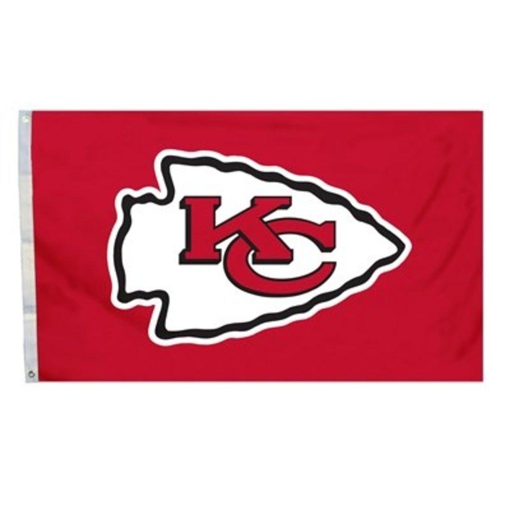 Kansas City Logo 3 X 5 Flag