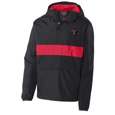 Zipped Pocket Anorak Jacket