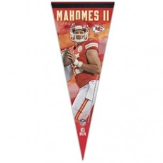 Mahomes KC Collector Pennant