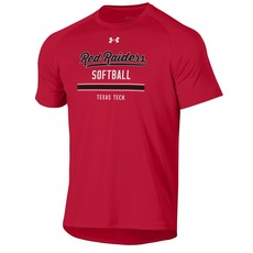 Under Armour Softball Short Sleeve Tee
