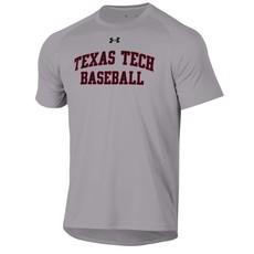 Under Armour Baseball College Block Tech Tee