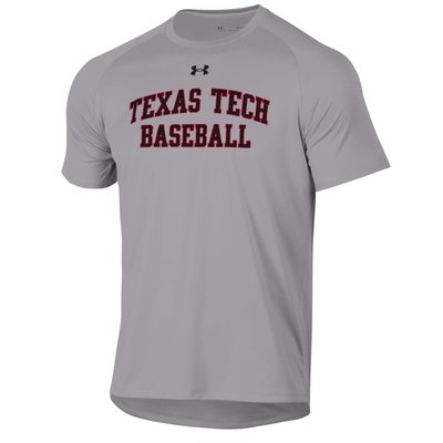 Under Armour Baseball College Block Tech Tee