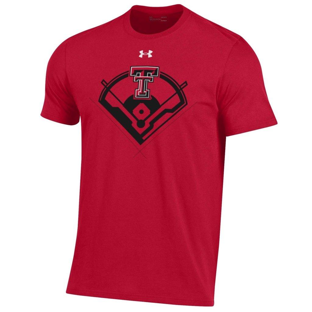 Under Armour Baseball Diamond Short Sleeve Tee
