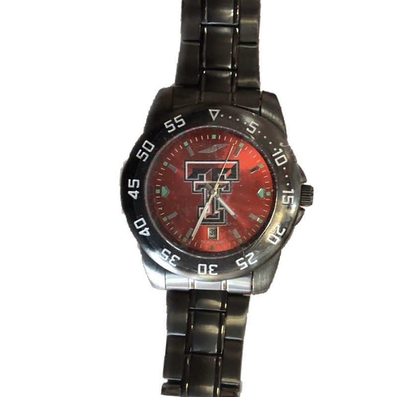 Fantom Black Out Steel Band Watch