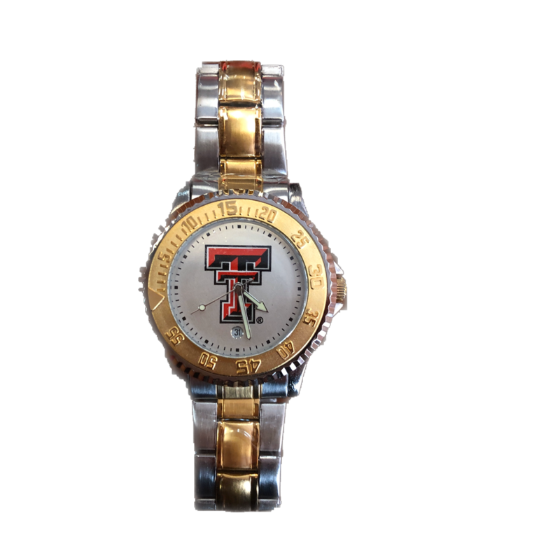 Silver & Gold Two Tone Gameday Watch