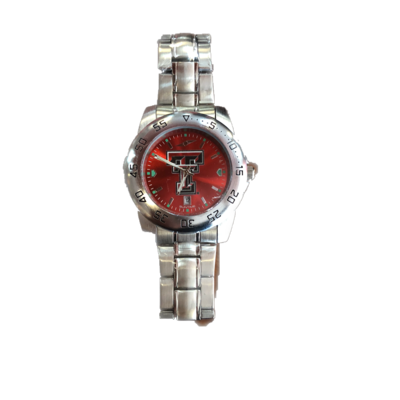 Anochrome Steel Band Watch
