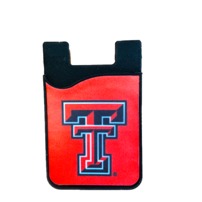 Double T Card Holder & Screen Cleaner