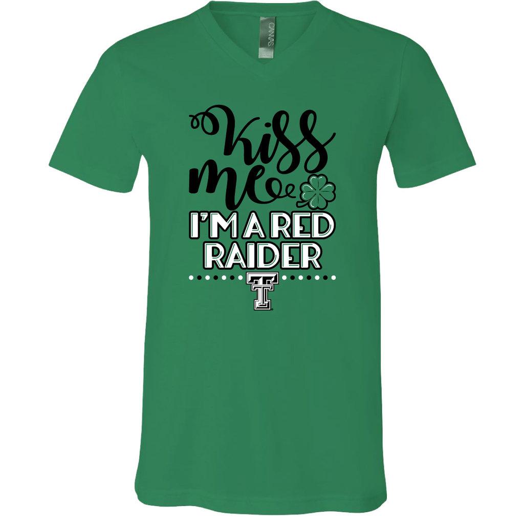 Kiss Me I'm A Red Raider