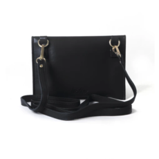 Kara Black Crossbody