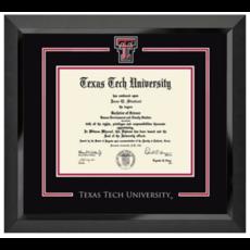 Spirit Double T Diploma Frame - $239.95