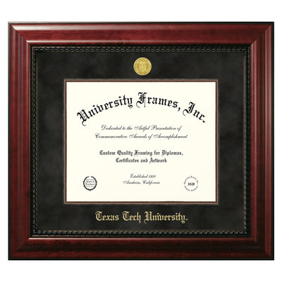 Executive Medallion Diploma Frame
