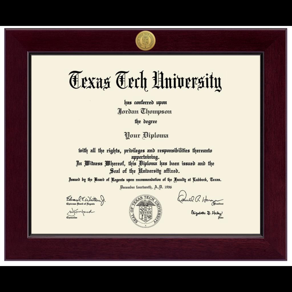 Century Engraved Gold Diploma Frame -$112.95