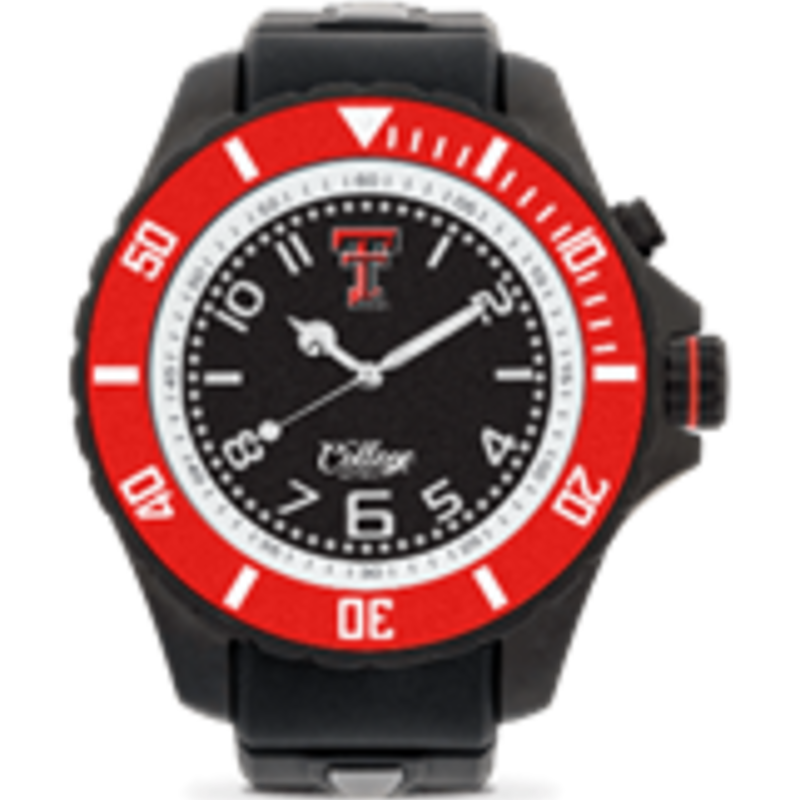 College Watch with Collector's Box 55MM