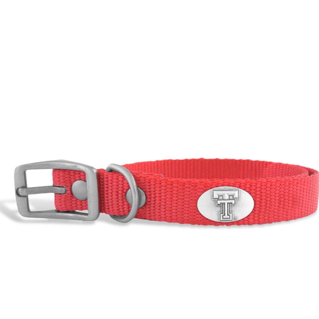 Nylon Concho Dog Collar - 2 Color Options