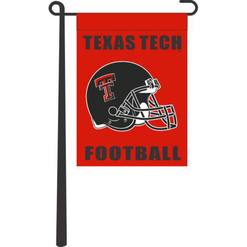 Football Helmet Garden Flag