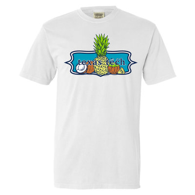 Pineapple & Coconuts Short Sleeve Tee