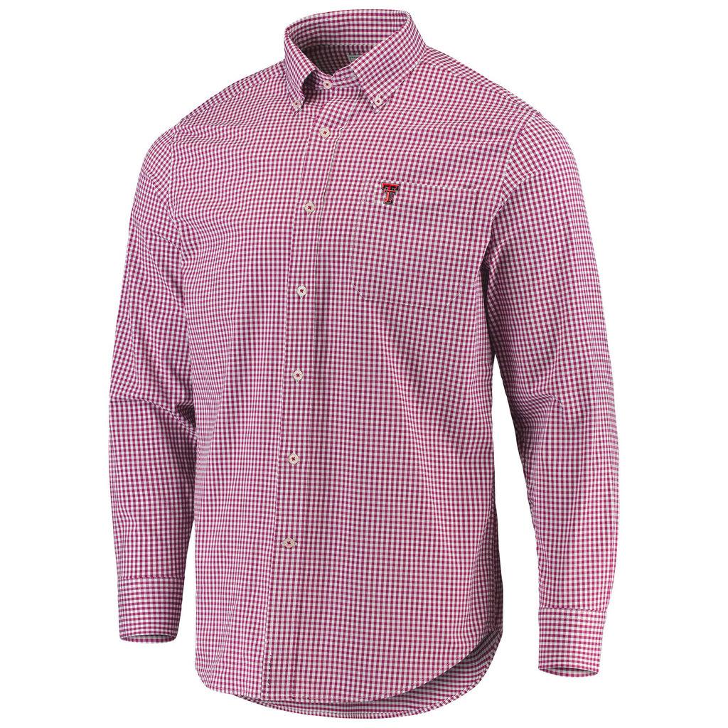 Southern Tide Gingham Intercoastal Sport Shirt