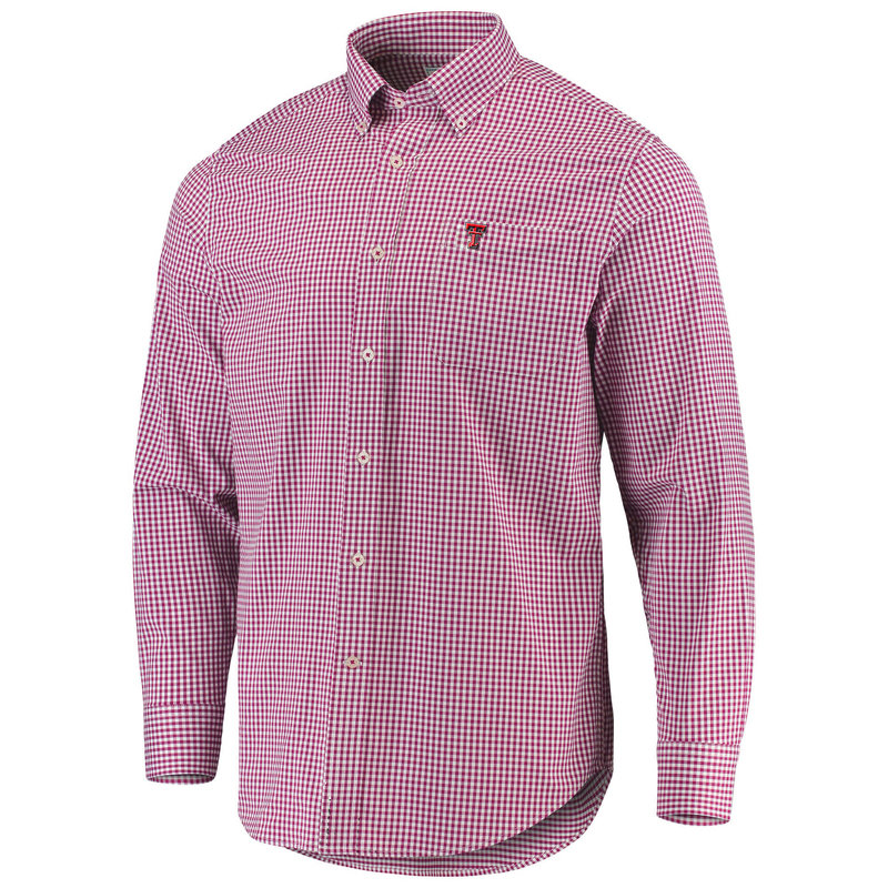 Southern Tide Gingham Intercoastal Sport Shirt