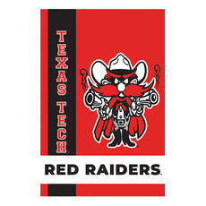 Mascot Red Garden Flag