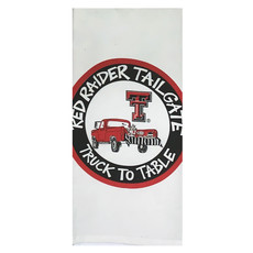 Tailgate Truck to Table Hand Towel