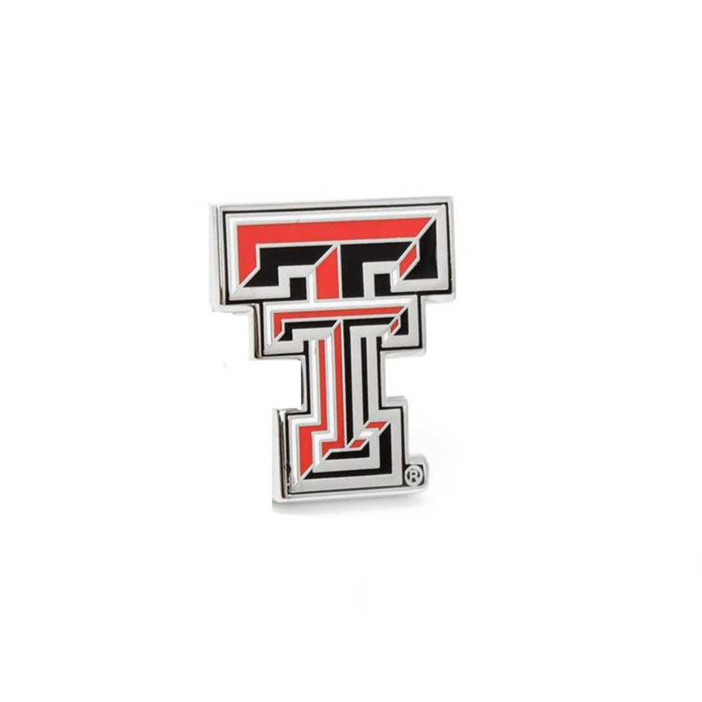 Lapel Pin Double T