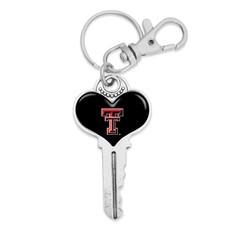 Heart Key & Keychain