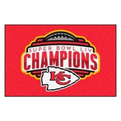 Kansas City Chiefs Superbowl Champion 3x5 Flag