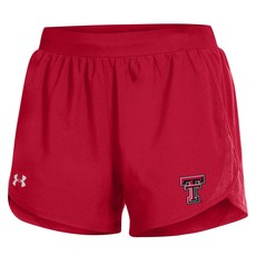 Under Armour Women's F20 Fly By Shorts