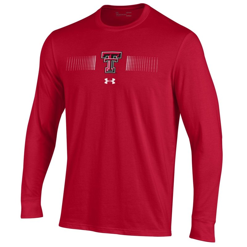 Between the Lines Performance Cotton Long Sleeve Tee