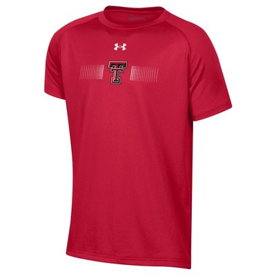Under Armour Split Pattern Youth Short Sleeve Tee