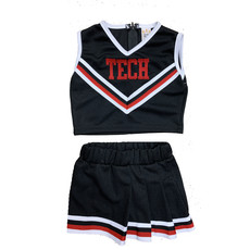 Two Piece TECH Cheer Suit