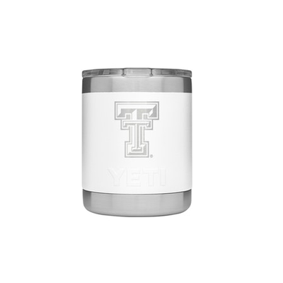 YETI Rambler 10oz Low Ball