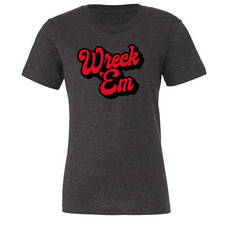 Super Wreck Em Youth Short Sleeve Tee