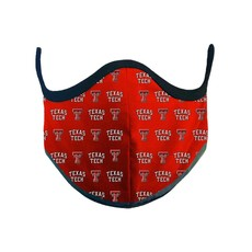 Sublimated Poly Cotton Face Mask