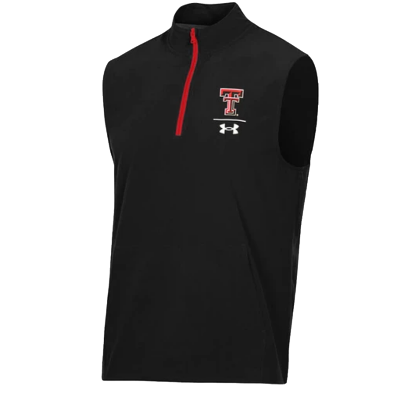 Under Armour Squad Coach 1/4 Zip Vest