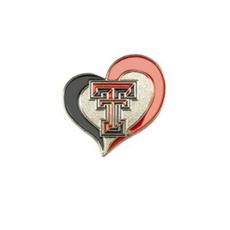 Swirl Heart Pin