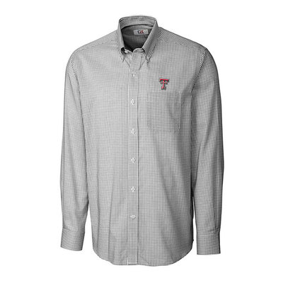 Cutter Buck Tattersal Button Down