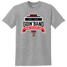 Goin Band Hat Tee