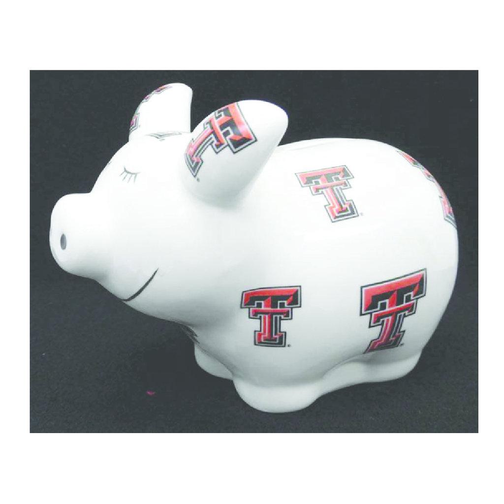 Double T Piggy Bank