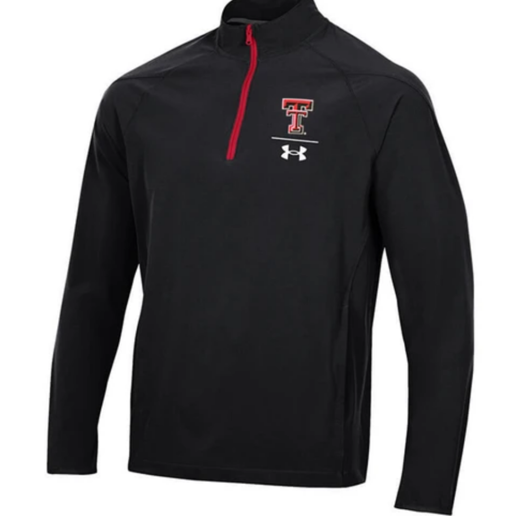 Under Armour Squad Coach Long Sleeve  1/4 Zip Jacket