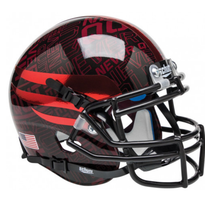 Victory Collectibles Schutt Lone Survivor Mini Helmet