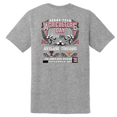 Agriculture Day Longhorns Game Day Short Sleeve Tee