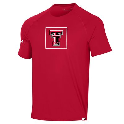 Under Armour Sideline Short Sleeve Training Tee Box Double T - 2 Color Options